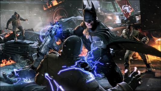 Batman Arkham Origins - 8