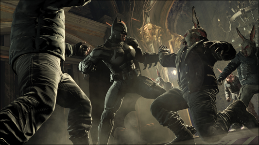 Videogioco Batman Arkham Origins Nintendo Wii U 7