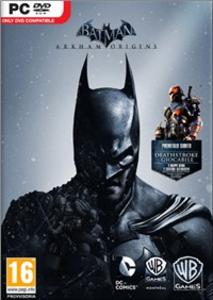 Videogioco Batman Arkham Origins Personal Computer 0