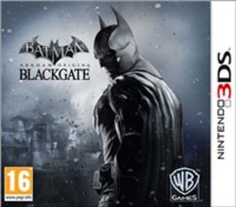 Videogioco Batman Arkham Origins Blackgate Nintendo 3DS