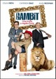 Cover Dvd Gambit