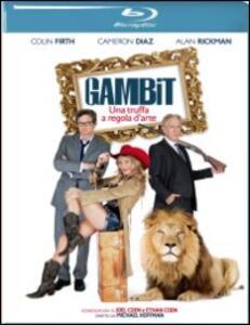 Gambit. Una truffa a regola d'arte di Michael Hoffman - Blu-ray