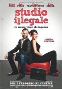 Cover Dvd Studio illegale (DVD)