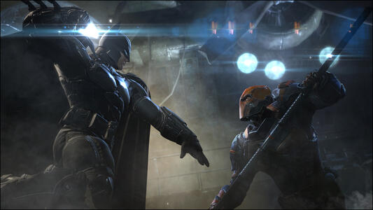 Batman Arkham Origins - 5