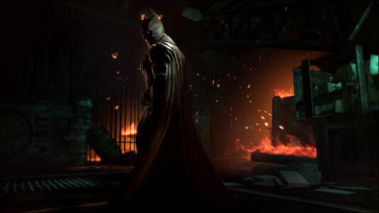 Batman Arkham Origins - 6