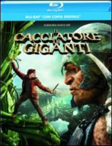 Il cacciatore di giganti di Bryan Singer - Blu-ray