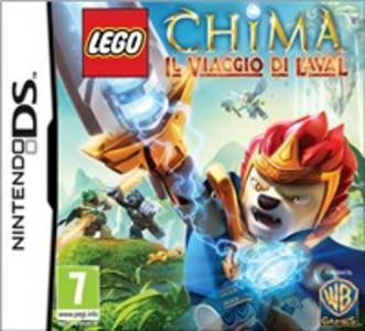Videogioco LEGO: Legends of Chima Il Viaggio di Laval Nintendo DS 0