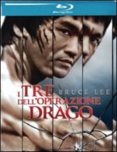 I tre dell'operazione Drago<span>.</span> 40th Anniversary Edition di Robert Clouse - Blu-ray