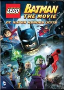 Lego. Batman. The Movie di Jon Burton - DVD