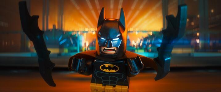 Lego. Batman. The Movie di Jon Burton - DVD - 6