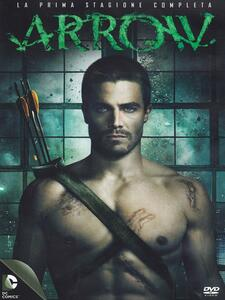 Arrow. Stagione 1. Serie TV ita (5 DVD) - DVD