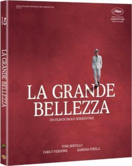 La grande bellezza di Paolo Sorrentino - Blu-ray