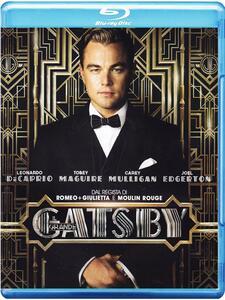 Il grande Gatsby di Baz Luhrmann - Blu-ray