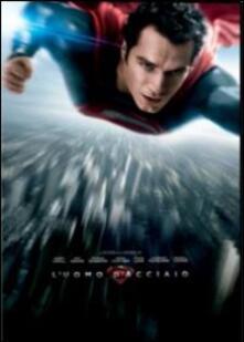 L' uomo d'acciaio<span>.</span> Edizione speciale di Zack Snyder - DVD