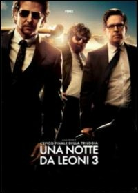 Cover Dvd notte da leoni 3 (DVD)