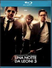 Cover Dvd notte da leoni 3 (Blu-ray)