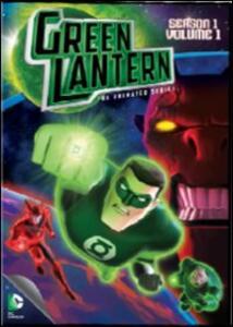 Lanterna Verde. Stagione 1. Vol. 1 - DVD