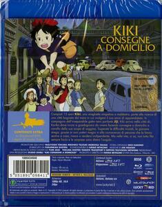 Kiki. Consegne a domicilio di Hayao Miyazaki - Blu-ray - 2