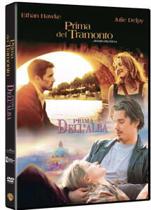 Prima dell'alba. Prima del tramonto (2 DVD) di Richard Linklater