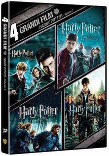 Harry Potter. 4 grandi film. Vol. 2 di David Yates