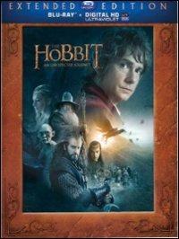 Cover Dvd Hobbit. Un viaggio inaspettato (Blu-ray)