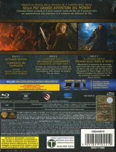 Lo Hobbit. Un viaggio inaspettato (3 Blu-ray) di Peter Jackson - Blu-ray - 2