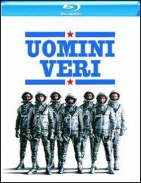 Cover Dvd Uomini veri (Blu-ray)