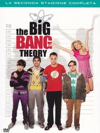 Cover Dvd Big Bang Theory. Stagione 2 (DVD)