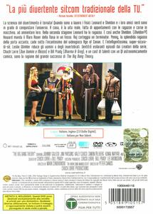 The Big Bang Theory. Stagione 2 (4 DVD) - DVD - 2