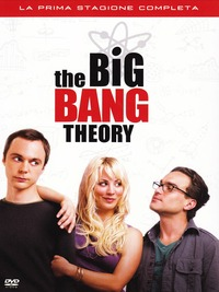 Cover Dvd Big Bang Theory. Stagione 1 (DVD)