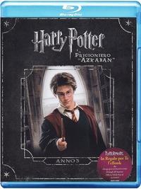 Cover Dvd Harry Potter e il prigioniero di Azkaban (Blu-ray)