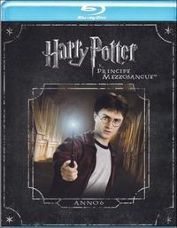 Cover Dvd Harry Potter e il principe mezzosangue (Blu-ray)