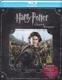 Cover Dvd Harry Potter e il calice di fuoco (Blu-ray)