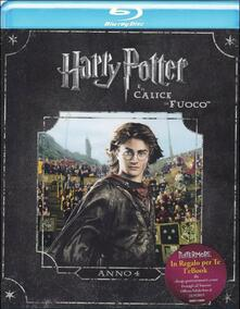 Harry Potter e il calice di fuoco di Mike Newell - Blu-ray