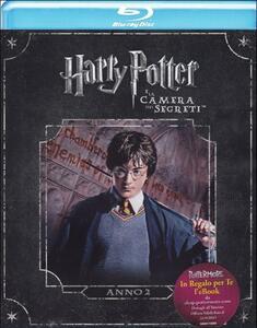 Harry Potter e la camera dei segreti di Chris Columbus - Blu-ray