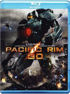 Pacific Rim 3D di Guillermo Del Toro