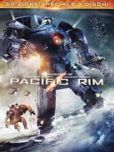 Pacific Rim (2 DVD) di Guillermo Del Toro - DVD