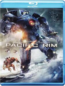 Pacific Rim di Guillermo Del Toro - Blu-ray