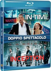 In Time. Inception (2 Blu-ray) di Andrew Niccol,Christopher Nolan
