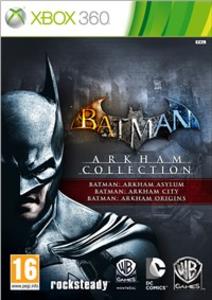 Videogioco Batman Arkham Trilogy Collection Xbox 360 0