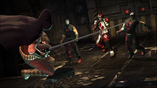 Videogioco Batman Arkham Trilogy Collection Xbox 360 8