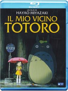 Il mio vicino Totoro di Hayao Miyazaki - Blu-ray