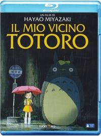 Cover Dvd mio vicino Totoro (Blu-ray)