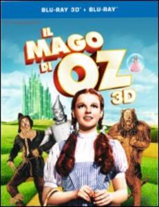 Il mago di Oz 3D (Blu-ray + Blu-ray 3D) di Victor Fleming