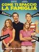 Cover Dvd Come ti spaccio la famiglia