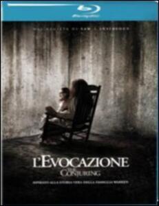 L' evocazione. The Conjuring di James Wan - Blu-ray