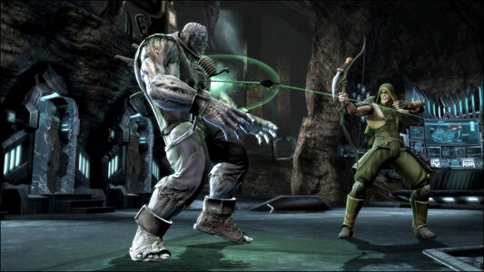 Injustice: Gods Among Us Ultimate Edition - 9