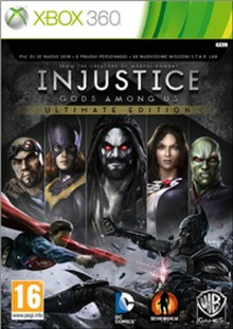 Videogioco Injustice: Gods Among Us Ultimate Edition Xbox 360 0