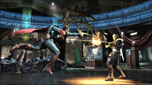Videogioco Injustice: Gods Among Us Ultimate Edition Xbox 360 5