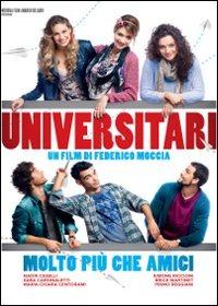 Cover Dvd Universitari. Molto più che amici (DVD)
